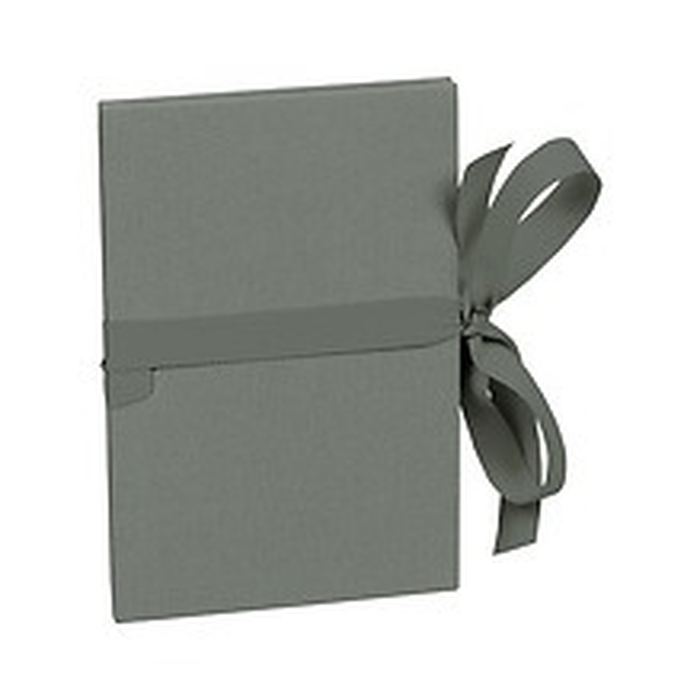 Leporello Classico, grey