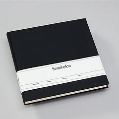 Gästebuch, 240 Seiten, black