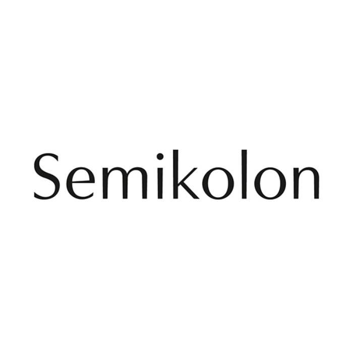 Kupfer Kante Notizbuch Medium, grey