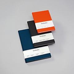Notizbuch Classic B5 mit Buchleinenbezug