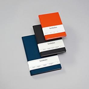 Notizbuch Classic A4 mit Buchleinenbezug