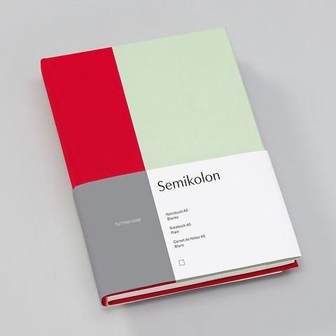 Notizbuch A5 CUTTING EDGE